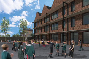 A new expansion for St Benedict's Juniors